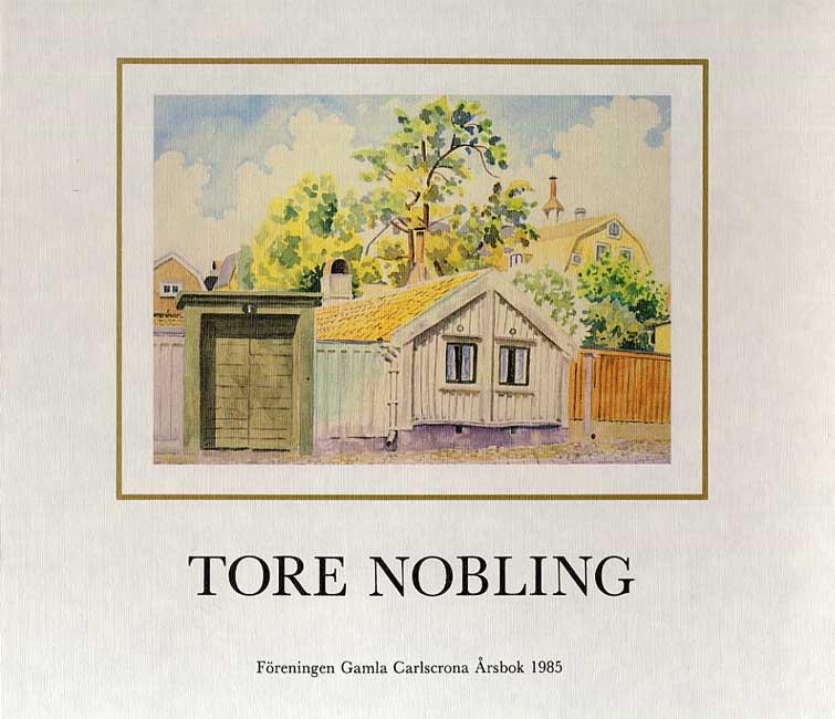 1985 - Tore Nobling
