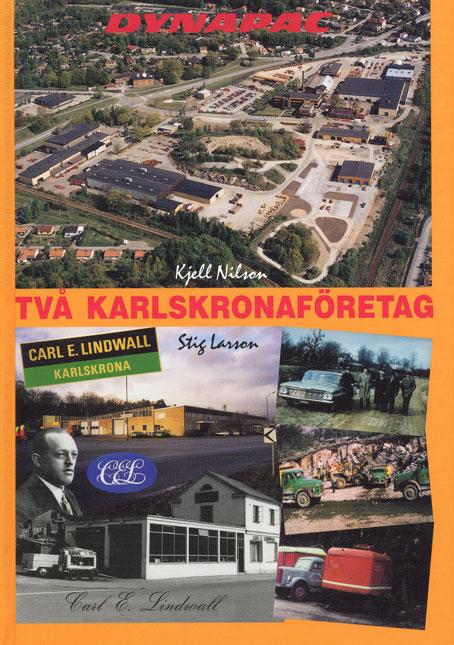 1999 - Två Karlskronaföretag Dynapac Lindvall