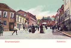 Borgmästaregatan